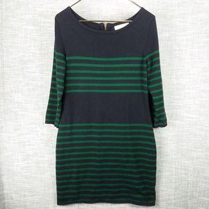 Michael Michael Kors Striped Sweater Dress Medium
